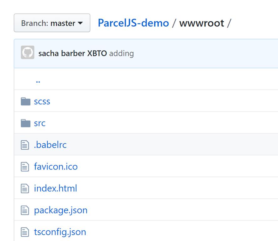 ParcelJs vs Webpack | Sacha's Blog